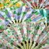 Souvenir Pernikahan Kipas Bunga Shabby