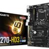 Gigabyte GA-Z270-HD3 Socket 1151