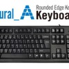 KEYBOARD KRS-85 PS2 A4TECH