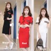 Baju import # Baju murah # Baju fashion JY771455 Top + Skirt