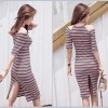 Baju import # Baju murah # Baju fashion A30448 (M , L) Dress