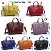 Tas Givenchy Antigona Togo Leather UNGU Semi Premium 1210-A137