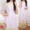 Promo Murah Gamis Chifon Wanita Murah / Maxy Dress Sinta Kuning SW