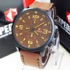 Expedition E6392 Black Leather Brown