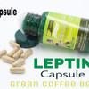 Leptin Green Coffee Diet Capsule