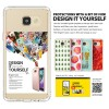 Samsung Galaxy A710 - A7 2016 RINGKE FUSION case clear casing bumper