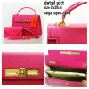 Hermes kelly set dompet