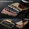 Bumper Mirror Sony Xperia M4 / M4 Aqua / Aluminium / Sl Limited