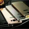 Bumper Mirror Case Samsung J7 Prime/2016/New/Case alumu Murah