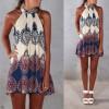 Promo Murah Dress Pantai Wanita Beach Summer Style - L - Beige