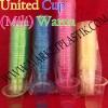 Gelas Plastik/Gelas Ulir/United Cup Mili Warna Ulir 130 160 220ml 50pc