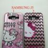 Hardshell Backcase Casing Hellokitty for Samsung j5