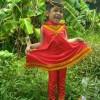 baju india anak murah/baju india anak/baju pesta anak 0-3 th