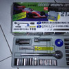 21pcs socket wrench set / kunci sok set 21 pcs