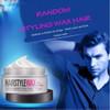 Hairstyle wax silvergrey / semir rambur temporary wax