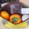 tas piknik untuk makanan / Portable picnic cooler bag lunch bag BTA043