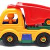 Mainan Toy Educational Anak Merakit Truck Dump Besar Baut Putar ME040