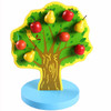 Menempel Buah Pada Pohon Magnet Educational Toys Mainan Anak ME066