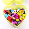Ronce Manik Kayu Aneka Gambar Box Educational Toys Mainan Anak ME084