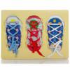 Puzzle Chunky Tebal Educational Toys Anak Memasang Tali Sepatu ME060