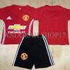 Setelan Kaos Baju Bola Bayi Manchester United MU Home 16/17