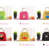 Lunch bag cooler bag Tas bekal KARAKTER Bonus jelly ice