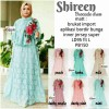 shireen brocade dress