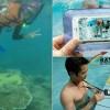 Water-Proof Gambar universal 5.5 inch Smartphone