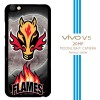Calgary Flames Z3269 Casing Premium Vivo V5 Custom Case