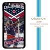 columbus blue jackets W3227 Casing Premium Vivo V5 Custom Case