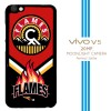 Calgary Flames W3229 Casing Premium Vivo V5 Custom Case