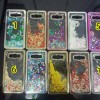 Softcase Water Glitter Shinning Chrome Polos