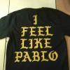 Kaos/T-Shirt/Shirt/Baju Pablo