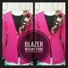 Blazer Miyaki Pink
