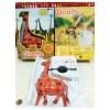 Mainan Jerapah/Giraffe Baterai Anak
