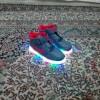 Sepatu Nike LED High Kids