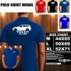 Polo Shirt Otomotif Mobil VOLVO XC 90 SILUET TS/Kaos Kerah/Baju Kerah