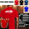 Polo Shirt Otomotif Mobil TOYOTA LEXUS CT200H SILUET TS/Kaos Kerah