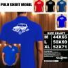 Polo Shirt Otomotif Mobil VOLKSWAGEN SAFARI SILUET TS/Kaos Kerah/Baju