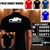 Polo Shirt Otomotif Mobil TOYOTA COROLLA DX SILUET TS/Kaos Kerah/Baju
