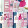 Gantungan Jilbab Super Murah Dengan Berbagai Motif
