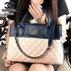 7-4 New CHANEL COCO ladies Top Handle Calfskin leather (K8602)