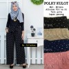 Celana Kulot Long Pants Wanita POLKY KULOT