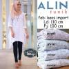 Tunik Atasan Blouse Wanita Baju Muslim ALIN TUNIK