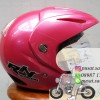 Helm RN Polos Pink Solid