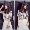 A30449#Blouse fashions import
