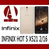 Infinix Hot S X521 GARANSI RESMI