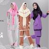 Baju Olahraga Muslimah Syari Ukhti U 11 size XL