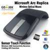 ARC TOUCH MOUSE WIRELESS Microsoft Replica USB Receiver