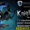 Sades Knight Plus Gaming Headset SA - 907S